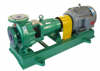 IHF Standard Chemical Centrifugal Pump for Phosporic Acid Transfer Pump