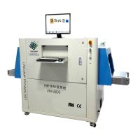 X-ray Luggage Scanning Equipment with CE and FDA UNX5030