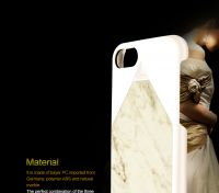 2016 the Most Popular Natural marble hard back covers and cases for iphone7