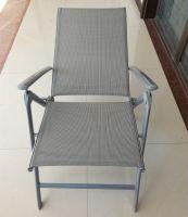 25*50 flat leg folding office chair
