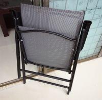 25*25 circular leg folding office chair