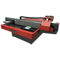 Ultraviolet Function Flatbed Printer