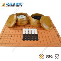Silicon Go Game Set chinese Weiqi Game