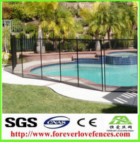 High Quality Removable Outdoor Temporary Swimming Pool Fence