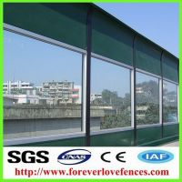 Amazing price low noise barrier road safety