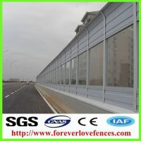 factory direct sale high quality cheap highway noise barrier