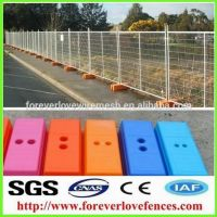 Best Selling High Quality No Dig Australia standard used outdoor Temporary Fence