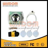 Multi Purpose Lamp Wisdom Lamp4 Cap Lamp, Outdoor LED Headlight
