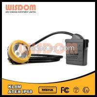 Atex Explosion-Proof 23000lux LED Mining Headlamp Kl8m