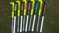 Field Hockey sticks and