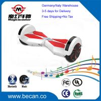 CE RoHS Overseas warehouse electric scooter adults, 8 inch electric standing scooter