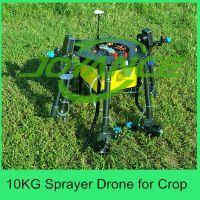 10kg Agricultural sprayer drone, rc uav sprayer for crop