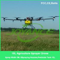 15kg sprayer drone agriculture, rc gyroplane sprayer for plant