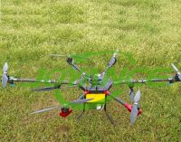 agricultural sprayer drone with 10kg payload,crop duster,rc uav for crop