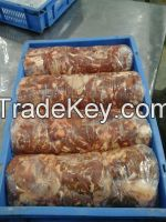 Frozen boneless buffalo meat,offal's and salted omasum
