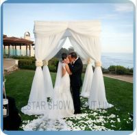 factories price pipe and drape for wedding decoration event