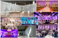 adjustable pipe and drape for wedding decoration