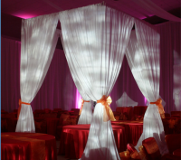 factories price pipe and drape for wedding decoration