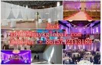 pipe and drape for wedding decoration event