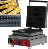 Commeercial waffle maker for sell/lolly waffle maker manufactures/waffle machine