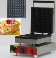Commercial waffle machine/rectangle waffle maker/waffle maker custom plate
