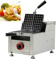 High quality gas muffin hot dog machine/Gas waffle makers for sale