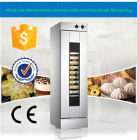 High efficiency Fermentation tank,bread proofer with low price for sale