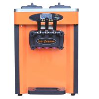 25L table top ice cream machine/ice cream maker/yoghourt machine