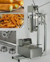 2016 hot sell commercial new churros making machine /Latin fruit machine for sell