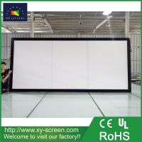 Xyscreen 2017 High Quality Fixed Frame Projector Screen