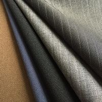 worsted 100% wool fabric supplier from China