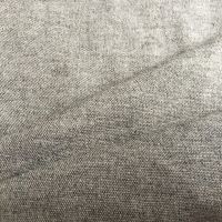 cotton mixed tweed grey, color cotton wool blend fabric for shirt