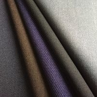 worsted wool fabric for suits