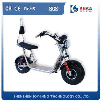 Hot New Products For 2016 Harley Electric Scooter With Two Big Wheel