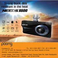 Car BlackBox NEEDS X600