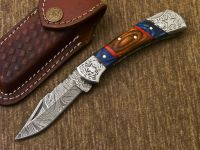 damascus material knives