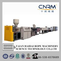 pp pe rope fiber extruder machinery 90