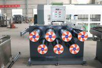 pp pe rope fiber extruder machinery 90