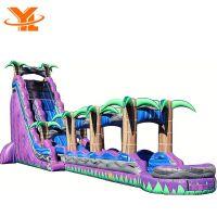 Large Outdoor Inflatable Children Water Slide, Inflatable Slide