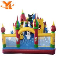 Wholesale Jumpoline Combo Inflatable Bouncy Castle House, Inflatable B