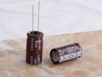 KNSCHA Aluminum electrolytic capacitor 22uf 400v with radial type,original capacitor manufactory