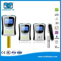 Bus POS Terminal With WIFI GPRS Communication Ways