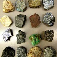 Minerals Ores All