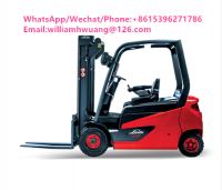 New or Used Linde Electric Forklift Trucks