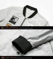 cotton high quality black large size denim jackets
