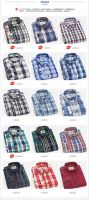 Fashion Men Long-Sleeved Casual Shirts