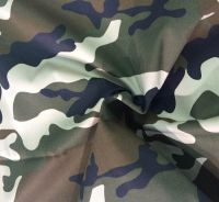 "T/C 65/35 % Camouflage fabric 20sx16s 120x60 57/8"" 3/1"