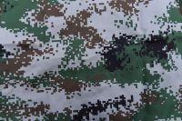 """CVC Camouflage fabric 20sx16s 120x60 57/8"""" 3/1"""
