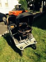 Valco tri-mode double with Joey seat
