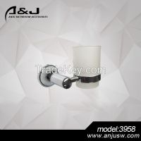 German Design Bath Fittings Zinc Alloy Chrome Plated Bathroom Hardware